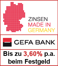 GEFA Bank News