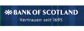 Bank of Scotland beendet Startguthaben Aktion