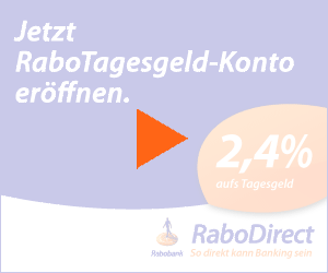RaboDirekt startet wieder...