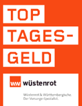 Wstenrot Top Tagesgeld