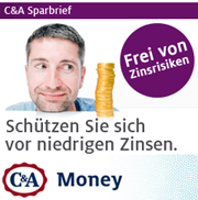 C&A Money Sparbrief