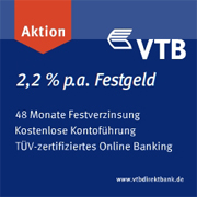 VTB Direktbank WM-Aktion