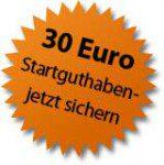 30 Euro Startguthaben und 2,10% Zinsen beim Bank of Scotland Tagesgeld