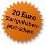 20 Euro Startguthaben beim Bank of Scotland Tagesgeld