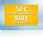 50 bis 100€ Startguthaben beim Comdirect Girokonto