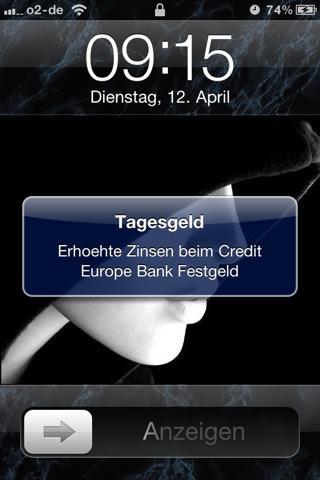 Tagesgeld-News.de App Push