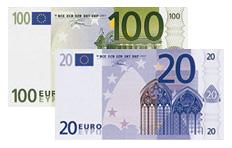 120 Euro Startguthaben