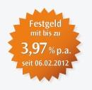 AutoBank Festgeld bis zu 3,97%