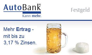 AutoBank Festgeld