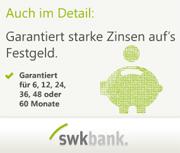 SWK Bank Festgeld
