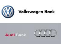 Volkswageb Bank und Audi Bank