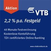 VTB Direktbank WM-Aktion