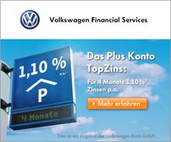 VW Bank Girokonto