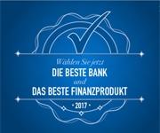 BankingCheck Award 2017