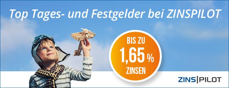 1,65 % bei der lettischen CBL Bank sichern